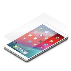 iPad Air 10.5インチ用 液晶保護ガラス スーパークリア PG-19PADARGL01|pg-a