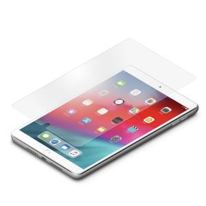 iPad Air 10.5インチ用 液晶保護ガラス アンチグレア PG-19PADARGL02|pg-a
