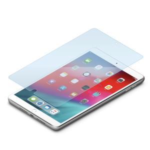 iPad Air 10.5インチ用 液晶保護ガラス ブルーライト PG-19PADARGL03|pg-a