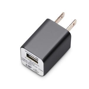 WALKMAN Smartphone用 USB電源アダプタ 1A ブラック PG-WAC10A01BK pg-a