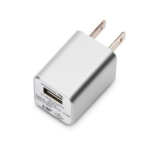 WALKMAN Smartphone用 USB電源アダプタ 1A シルバー PG-WAC10A02SV pg-a
