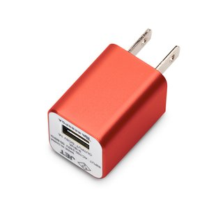 WALKMAN Smartphone用 USB電源アダプタ 1A レッド PG-WAC10A06RD pg-a