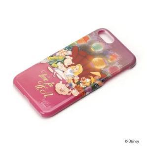 iPhone8・iPhone7 ハードケース アリス PG-DCS126ALCハードケース アリス ディズニー |pg-a