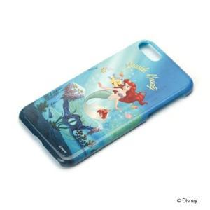 iPhone8・iPhone7 ハードケース アリエル PG-DCS127ARLアリエル ハードケース ディズニー|pg-a