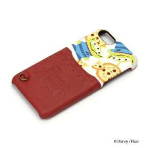 iPhone8・iPhone7 ハードケース ポケット付き エイリアン PG-DCS172LGM|pg-a