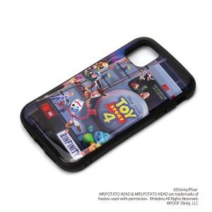 「PG-DPT19B01TOY」は、iPhone 11に対応したトイ・ストーリーデザインのハイブリッ...