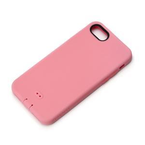 iPhone8・iPhone7 シリコンソフトケース ピンク PG-16MSC03PK スマホケース|pg-a