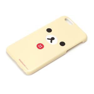 iPhone6専用 ポリカーボネイトケース(コリラックマフェイス) YY00602|pg-a