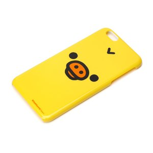 iPhone6Plus ポリカーボネイトケース(キイロイトリフェイス) YY00803|pg-a