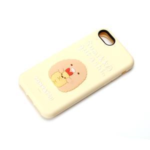 iPhone8・iPhone7 シリコンケース すみっコぐらし/とんかつ YY01808|pg-a