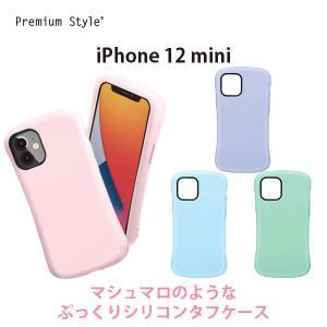 iPhone 12 mini用 シリコンタフケース|pg-a