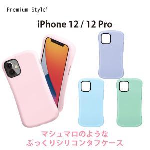 iPhone 12/12 Pro用 シリコンタフケース|pg-a