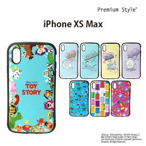 ディズニーiPhoneXSMax ハイブリッドタフケース 【ディズニー アイフォンXSMax ハイブリットタフケース】|pg-a