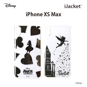 iPhone XS Max用 箔押しクリアケース|pg-a