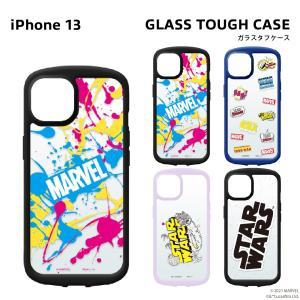 iPhone 13 用 ガラスタフケース|pg-a