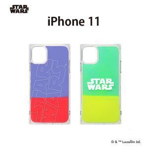 iPhone 11用 ネオンサンドケース|pg-a
