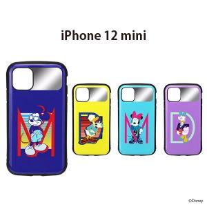 iPhone 12 mini用 ハイブリッドタフケース pg-a