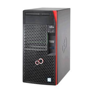 富士通 PRIMERGY TX1310 M3 4GB ディスクレス(Xeon E3-1225v6/タワー)