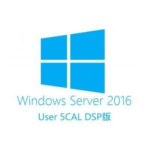 Microsoft Windows Server CAL 2016 Japanese 1pk DSP OEI 5 Clt User CAL R18-05249