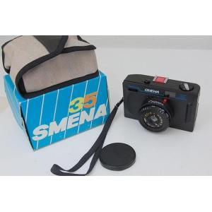 デッドストック品  SMENA 35 ロモ スメナ35 ブルー