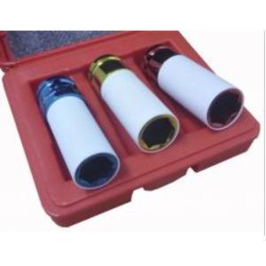 JTC3304 アルミホイール用インパクトソケット(17・19・21mm)3本セット|pgmechanism
