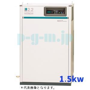 日立パッケージベビコン PB-1.5MNP5/6 (給油式/三相200V/1.5kW) pgmechanism