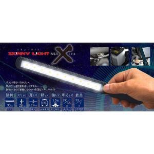 スキニーライトX (SLB10)LED作業灯|pgmechanism