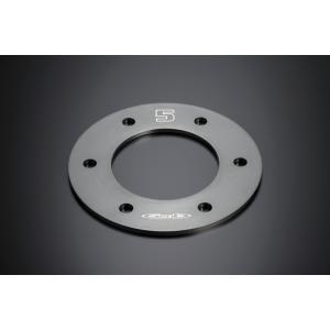 玄武 (Genb) ホイールセットアップスペーサー[5ミリ]1枚 キャラバン NV350 E26 WAP02GCの画像