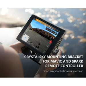 PGYTECH CrystalSky 送信機 取り付けブラケット[Spark/ Mavic 2/ M...