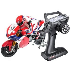 【限定生産】1/8 HONDA RC213V-S X-Rider RCバイク