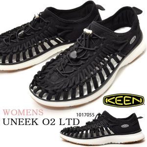 限定カラー アウトドア スニーカー KEEN キーン レディース UNEEK O2 LTD ユニーク スリッポン 1017055 ブラック 黒 リミテッド シューズ 靴 2018新作|phants
