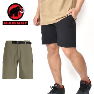 メンズ MAMMUT マムート Trekkers 2.0 Shorts AF Men ショートパンツ...
