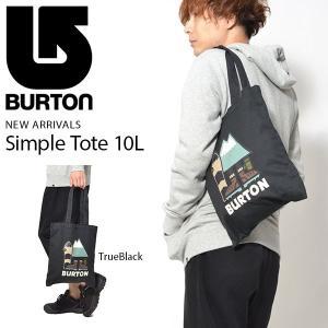 トートバッグ バートン BURTON Simple Tote 10L キャンバスバッグ キャンバス エコバッグ 通学 通勤 2017秋冬新作|phants