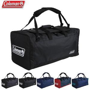 3WAY ボストンバッグ コールマン Coleman メンズ レディース 3ウェイボストンLG 80L 大容量 バックパック ショルダーバッグ アウトドア 国内正規代理店品 phants