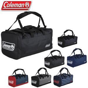 3WAY ボストンバッグ コールマン Coleman メンズ レディース 3ウェイボストンMD 50L 大容量 バックパック ショルダーバッグ アウトドア 国内正規代理店品 phants