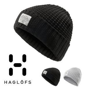 ニット帽 Haglofs ホグロフス LAVA BEANIE メンズ レディース ウール素材 2018秋冬新色 アウトドア クライミング 帽子 ニットキャップ ビーニー 603650 防寒|phants