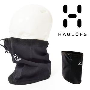 ネックウォーマー Haglofs ホグロフス NECK GAITER メンズ レディース アウトドア クライミング スキー スノーボード 登山 POLARTEC 防寒 保温 ネックゲイター|phants