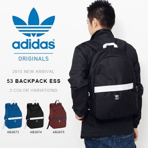 バックパック アディダス オリジナルス adidas Originals メンズ レディース BACKPACK ESS リュックサック デイパック 送料無料