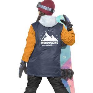送料無料 スノーボードウェア レディース Coach Jacket コーチジャケット バックプリント スノーボード ウェア スノボ SNOWBOARD JACKET 17-18 2017-2018冬新作|phants