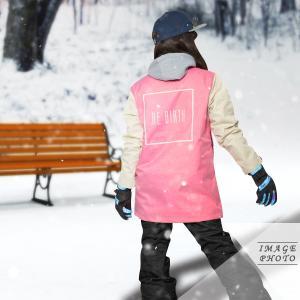 送料無料 スノーボードウェア レディース Coach Jacket コーチジャケット バックプリント スノーボード ウェア スノボ SNOWBOARD JACKET 17-18 2017-2018冬新作|phants|15