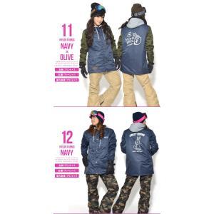送料無料 スノーボードウェア レディース Coach Jacket コーチジャケット バックプリント スノーボード ウェア スノボ SNOWBOARD JACKET 17-18 2017-2018冬新作|phants|05