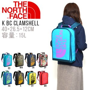 現品限り 30%off ザ・ノースフェイス THE NORTH FACE キッズ BCクラムシェル レディース 子供 15リットル デイパック リュックサック バッグ バックパック|phants