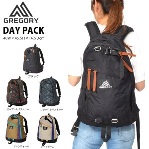 送料無料 リュックサック GREGORY グレゴリー DAY PACK デイパック  メンズ レディース 26L 日本正規品 バッグ バックパック デイパック かばん|phants