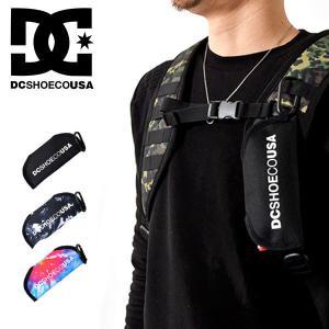 ゆうパケット対応可能! サングラスケース DC Shoes ディーシー  Sunglass Case サングラスケース サングラス 眼鏡 ソフト 30%off|phants