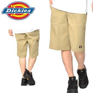 ディッキーズ Dickies ハーフパンツ ショートパンツ メンズ 13インチ セルフォンポケットワークショーツ 42283  得割30|phants