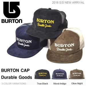 メッシュキャップ  バートン BURTON Durable Goods メンズ CAP 帽子 スケート スノーボード スノボ スノー アウトドア 2018春夏新作 172891 30%off|phants