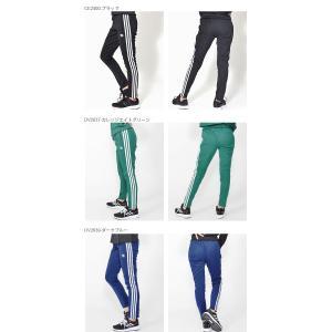 再入荷 ロングパンツ adidas ORIGINALS アディダス オリジナルス レディース HERI SST TRACK PANTS 3本ライン ジャージ トラックパンツ スリム 2019春新色|phants|02