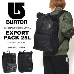 リュックサック バートン BURTON Export Pack 25L バックパック デイパック バッグ メンズ レディース 30%off|phants