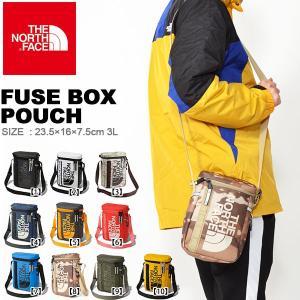ショルダー ポーチ THE NORTH FACE ザ・ノースフェイス BC Fuse Box Pouch ヒューズボックス ポーチ 3L 2018春夏新色 ショルダーバッグ NM81610|phants