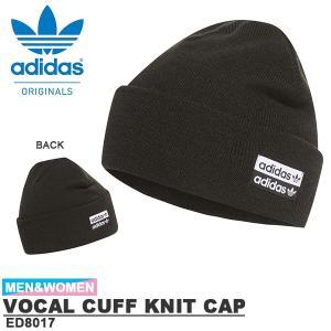 adidas Originals(アディダス オリジナルス) VOCAL CUFF KNIT CAP...